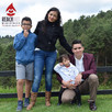 Meet Anderson Ocampo and family