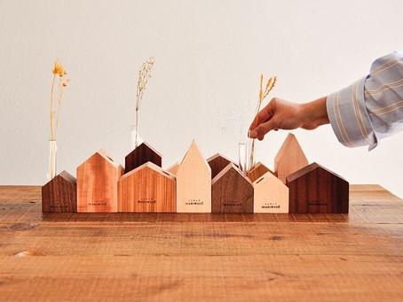 木製雑貨たくさんアップしました!