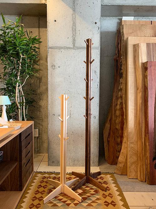 muniwood-coat-hanger-木製コートハンガー
