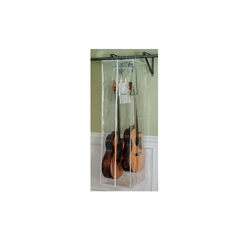 2 Guitar Musik Tent™ Instrument Humidors - Hanging