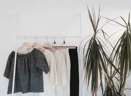 Organise & refresh your wardrobe for 2020
