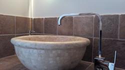 New bathroom detail