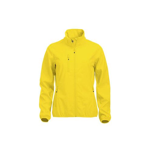 Basic Softshell Jacket Ladies, Clique 020915