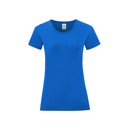 Iconic Ladies 150 T-Shirt, Fruit of the loom