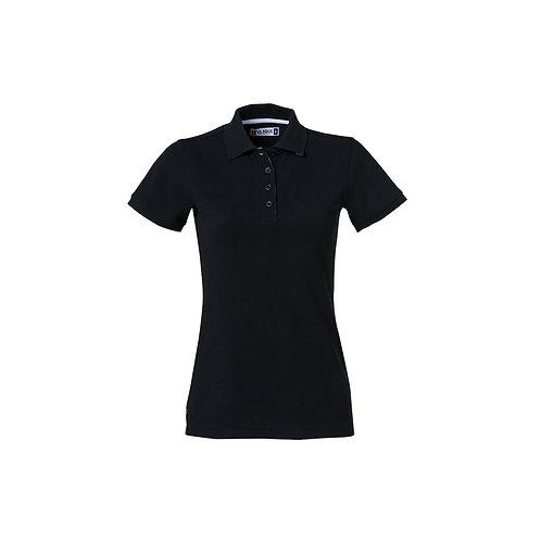 Heavy Premium Polo Ladies, Clique 028261