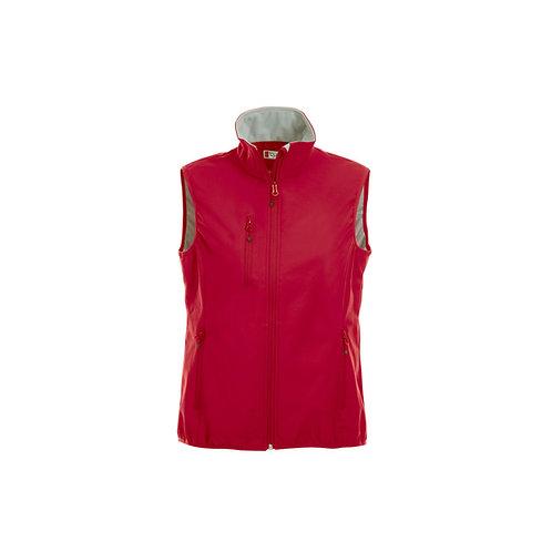 Basic Softshell Vest Ladies, Clique 020916