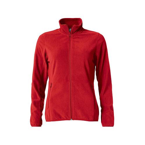 Basic Micro Fleece Jacket Ladies, Clique 023915