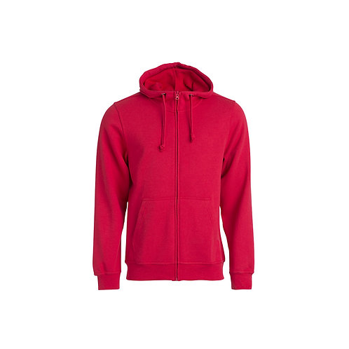 Basic Hoody Full Zip, Clique 021034