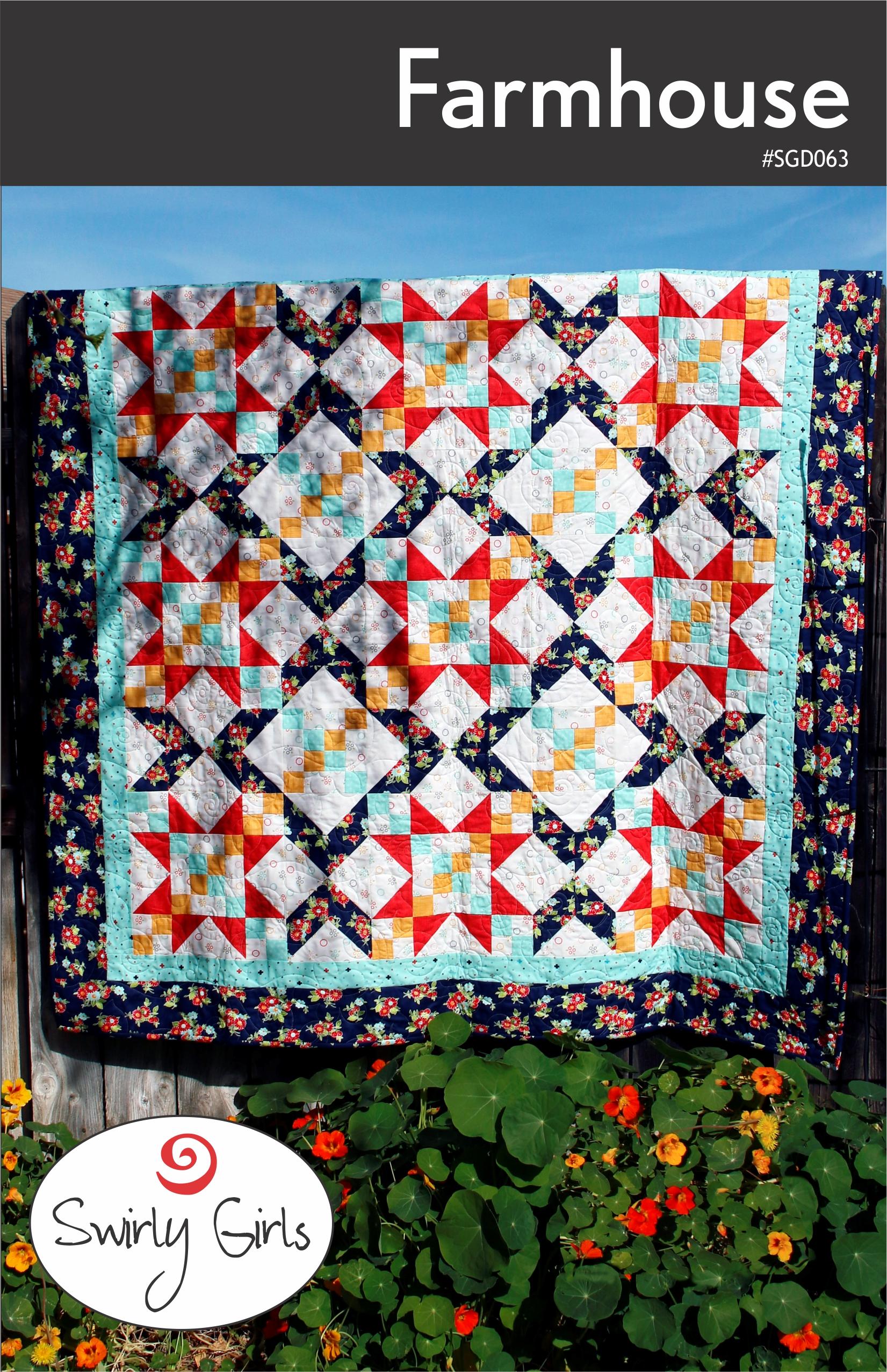 Farmhouse Quilt Pattern