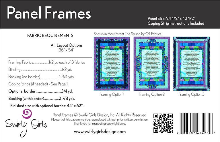 Panel Frames
