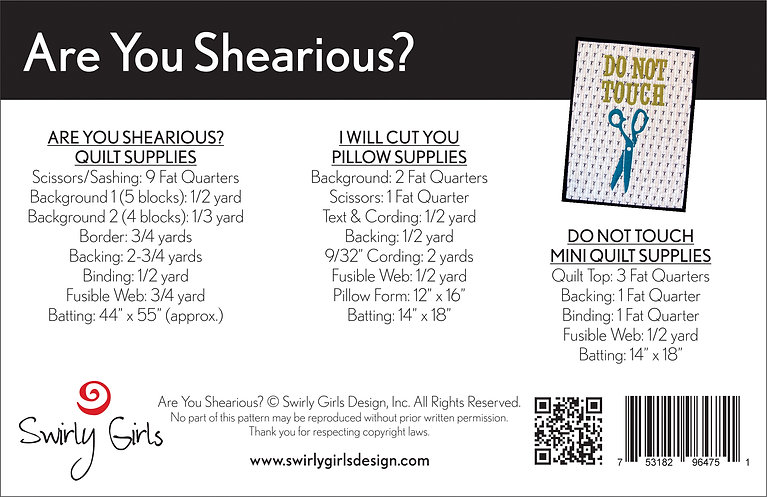 Are You Shearious?