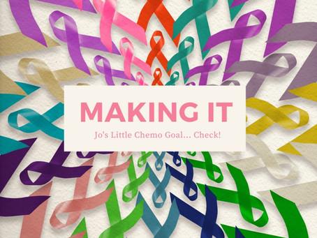 Week 3 - Making It.  Quilt Reveal