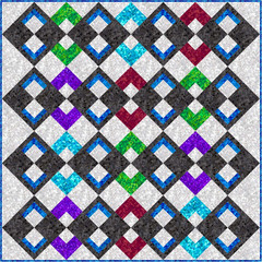 Argyle Style in Ombre Squares.jpg