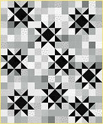 Twinkle in Graydations by Michael Miller Fabrics