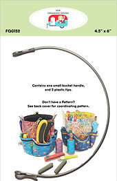 Small bucket handle for the caddy pop up in retail packaging.  Click to go to the product page for more information.