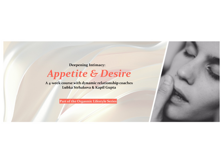 Appetite and Desire