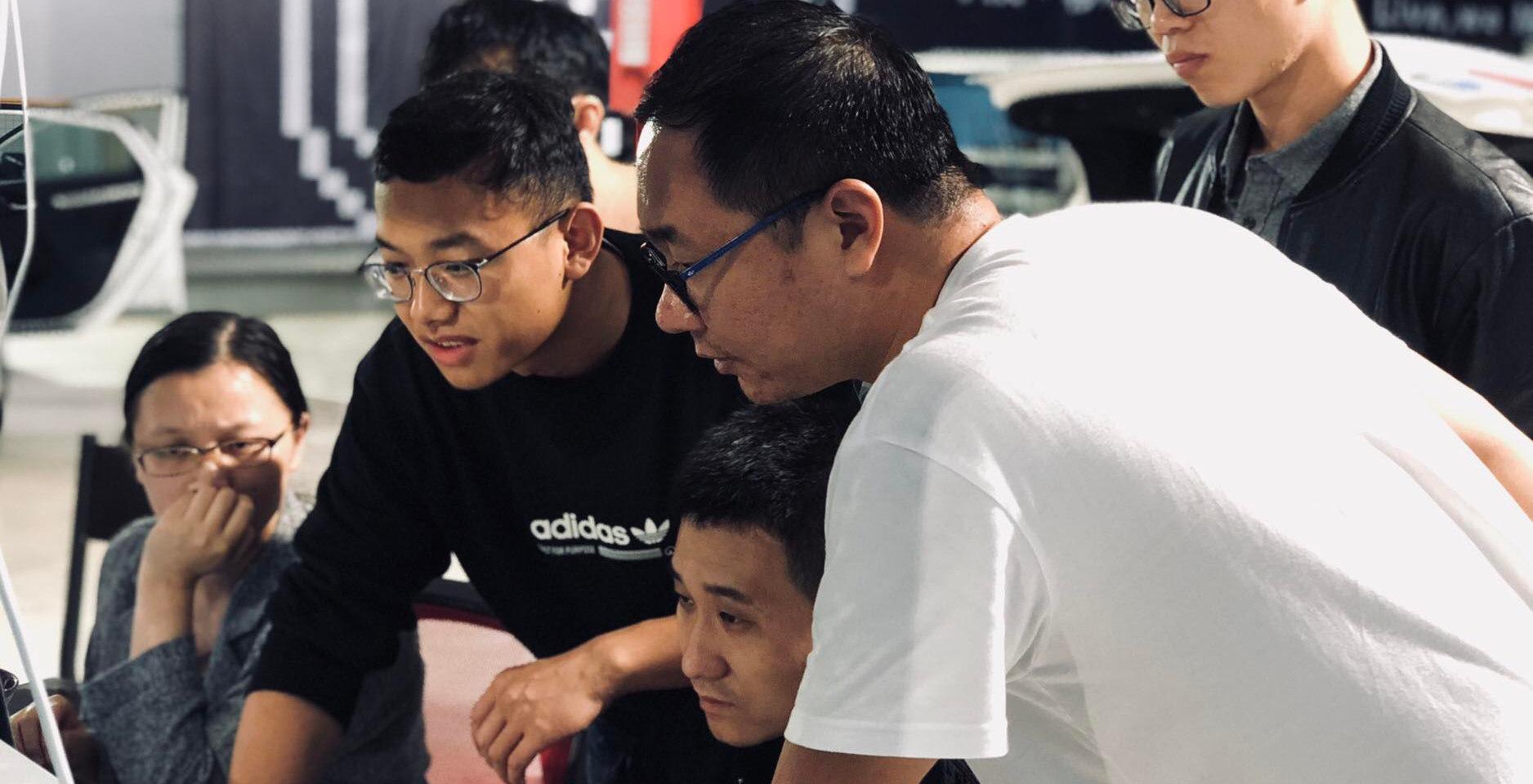 self-driving engineer training base