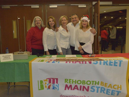 Community Unity Dinner continues in Rehoboth