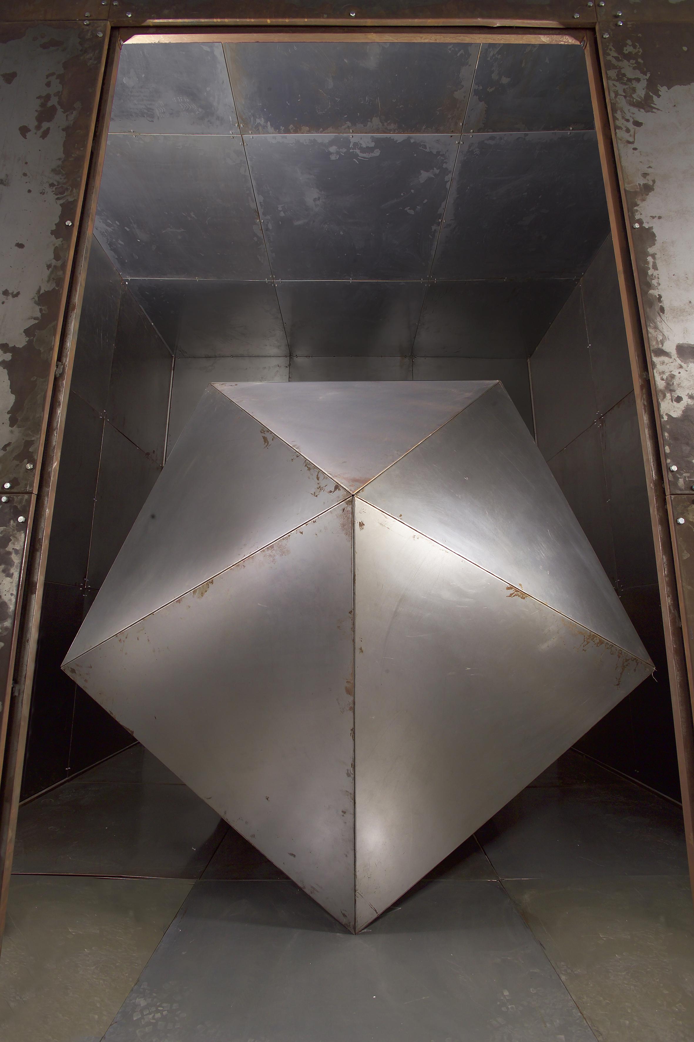 Detalle Icosaedro