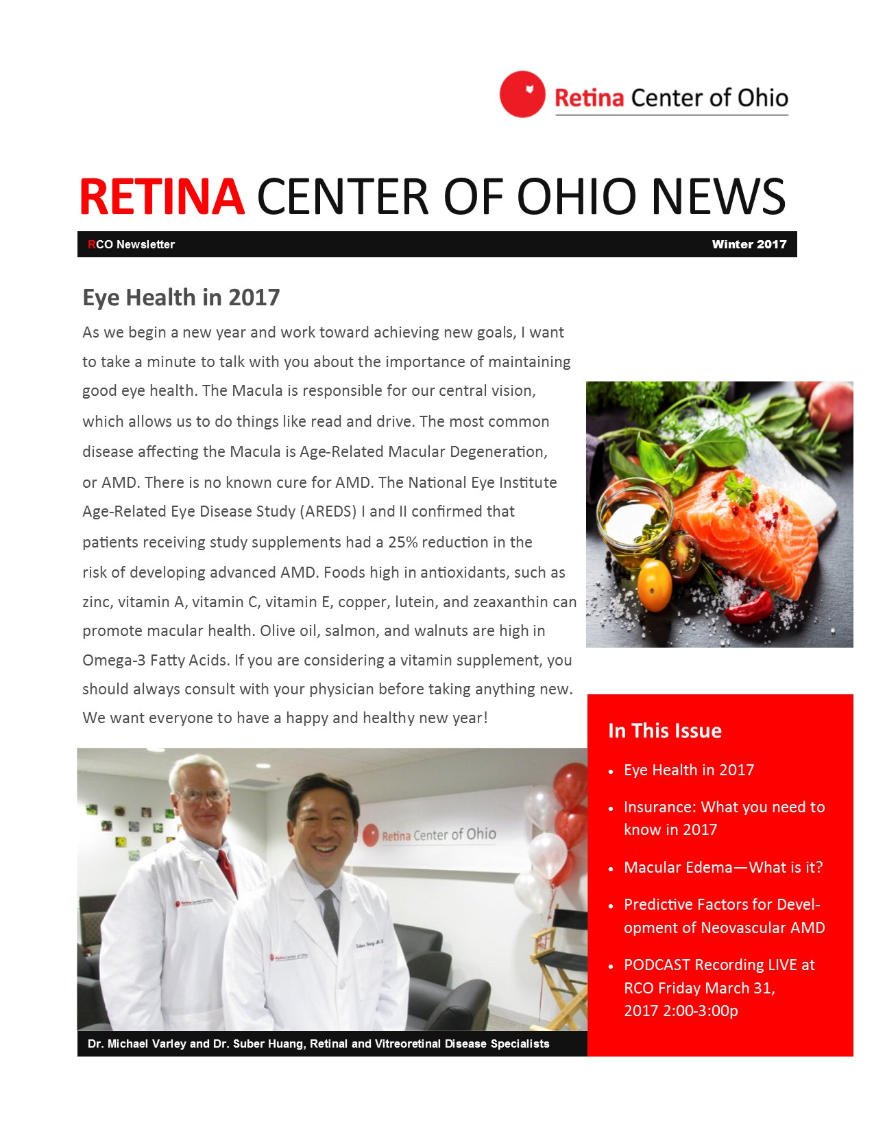 Newsletter Page 1 - 02-13-17