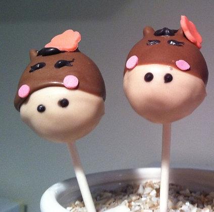 Pony Cake Pops