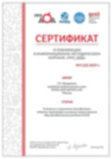 Сертификат Воробьевы горы 2019 гn.jpg