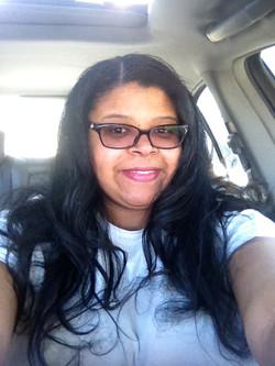 me - long hair