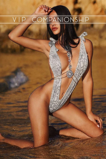 Tiffany Elite Escort Brunette New York