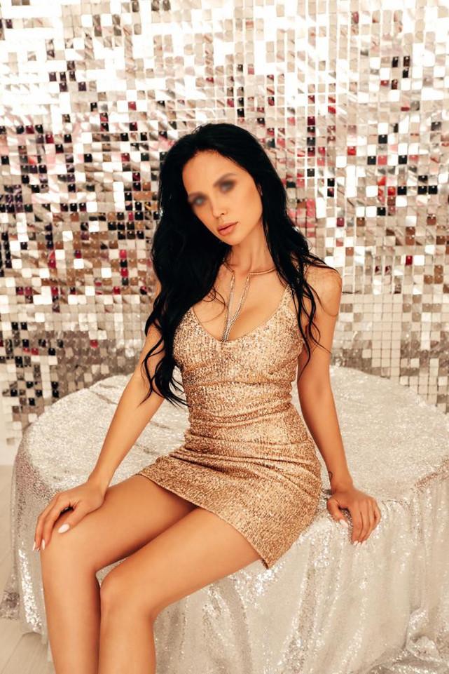 Sophia Elite Brunette Escort New York
