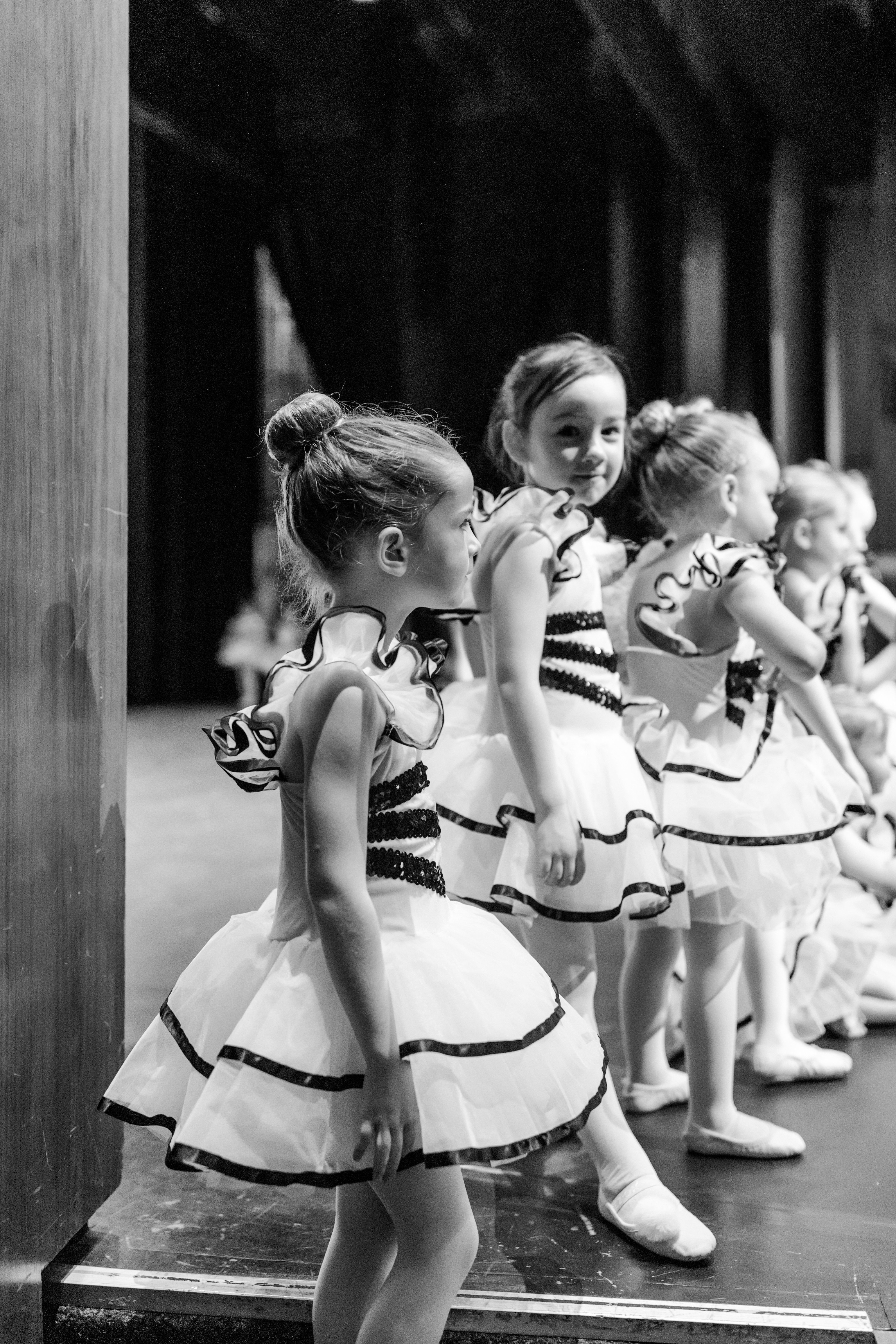 Half-Day Ballet Camp for Ages 4-8