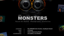 Little Monsters Exhibition (Time Lapse)