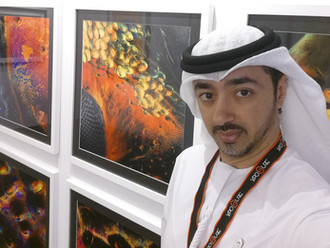 Emirati who documents smaller kingdoms of the world
