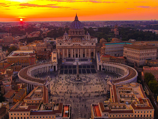 Rome Canvas Prints