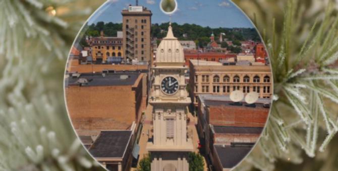 Town Clock - Dubuque, IA