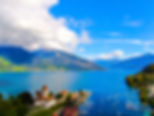 Spiez Canvas Prints