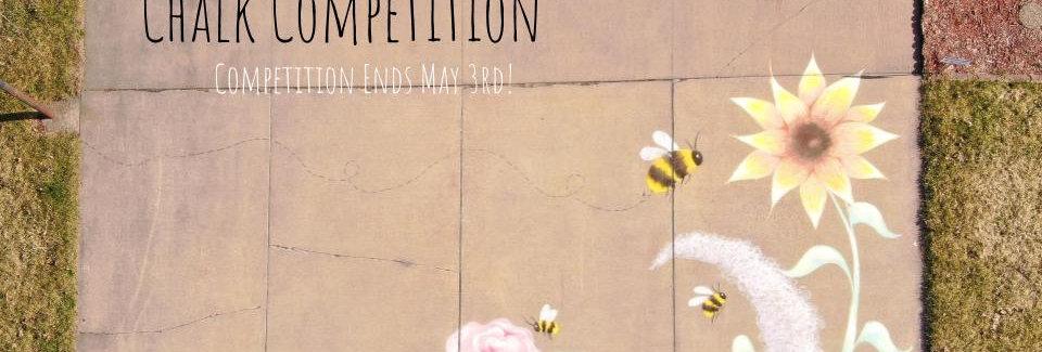 Sidewalk / Driveway Chalk Competition