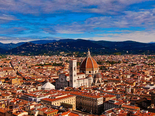 Florence Canvas Prints
