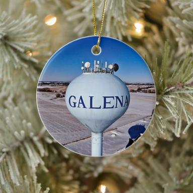 Galena Ornaments