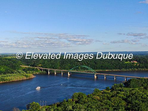 Dubuque - Wisconsin Bridge