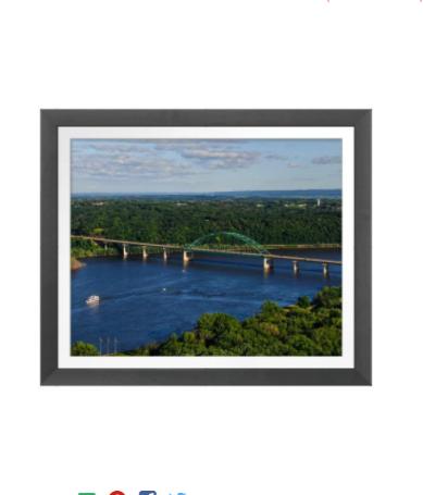 Dubuque / Wisconsin Bridge - Dubuque, IA