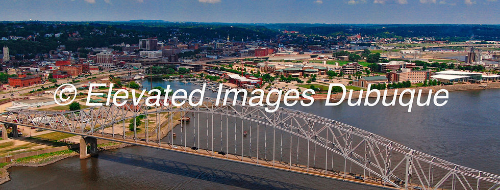 Julien Dubuque Bridge - Dubuque, IA