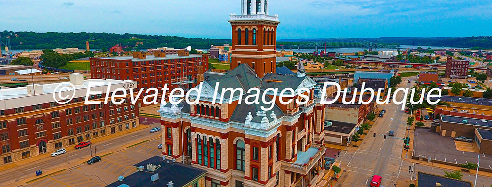 Downtown Dubuque, IA