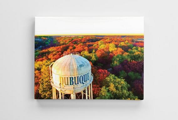 Dubuque Canvas Prints