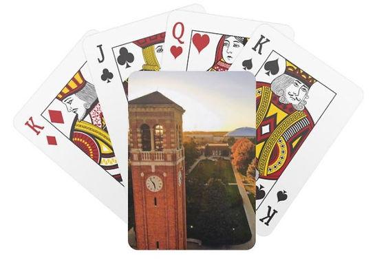 Cedar Falls Playing Cards
