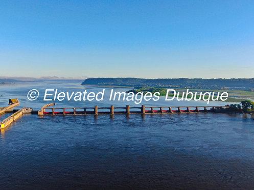 Lock and Dam 11 - Dubuque, IA