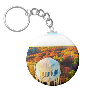 Dubuque Keychains