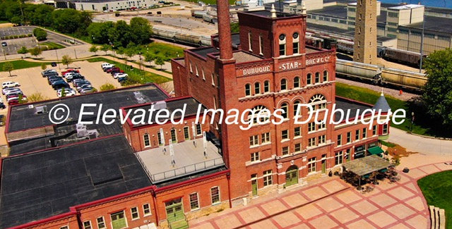 Star Brewery / Shot Tower - Dubuque, IA
