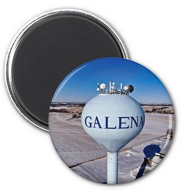 Galena Magnets