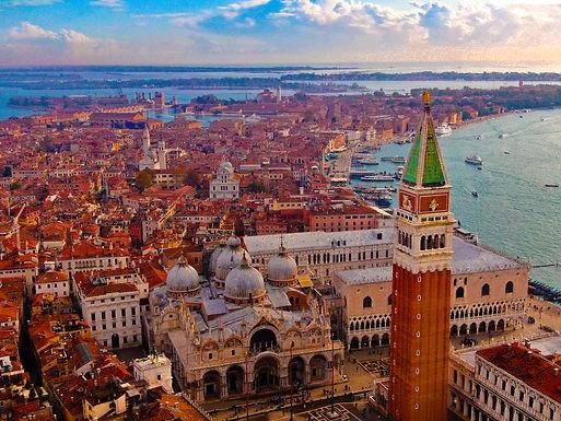 Venice Canvas Prints