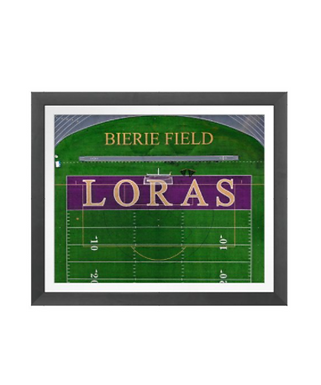 Loras Framed Prints
